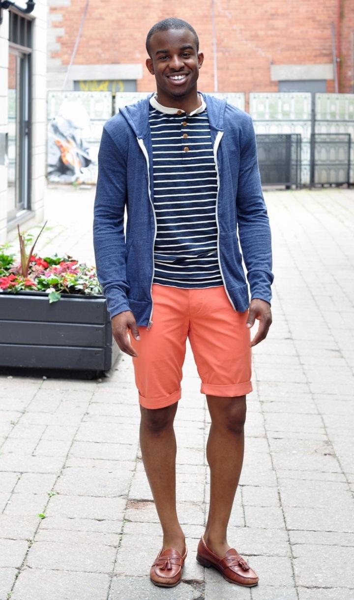 mens_orange_shorts_casual